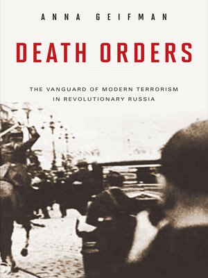 cover image of Death Orders