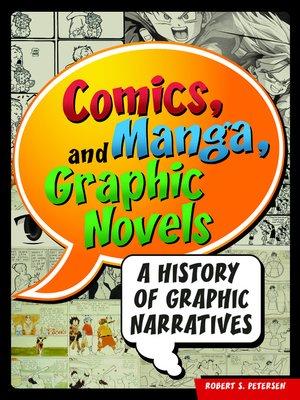 cover image of Comics, Manga, and Graphic Novels