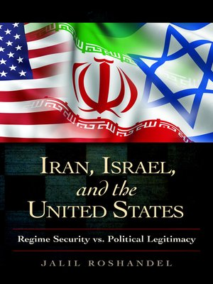 cover image of Iran, Israel, and the United States