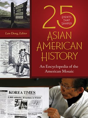 cover image of 25 Events that Shaped Asian American History