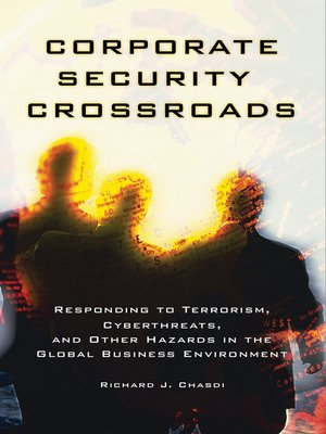 cover image of Corporate Security Crossroads