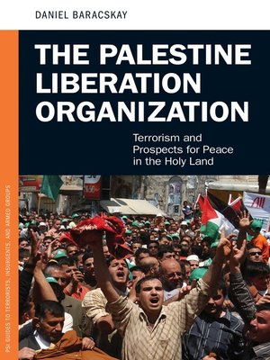 cover image of The Palestine Liberation Organization