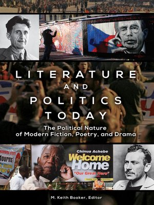 cover image of Literature and Politics Today