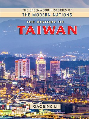 cover image of The History of Taiwan