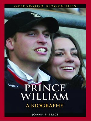 cover image of Prince William