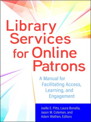 cover image of Library Services for Online Patrons