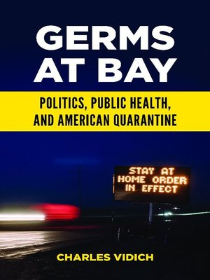 cover image of Germs at Bay