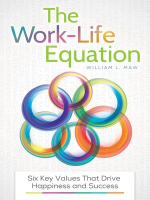 cover image of The Work-Life Equation