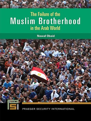 cover image of The Failure of the Muslim Brotherhood in the Arab World