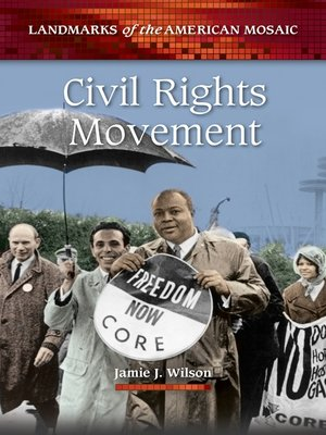 cover image of Civil Rights Movement