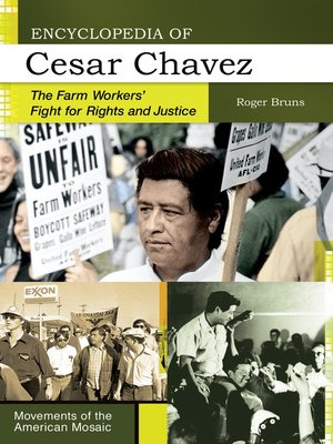cover image of Encyclopedia of Cesar Chavez
