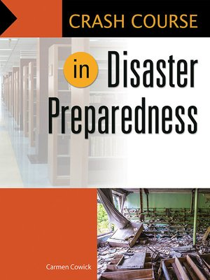 cover image of Crash Course in Disaster Preparedness