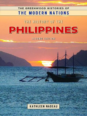 cover image of The History of the Philippines