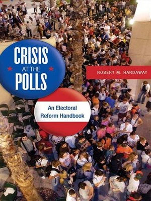 cover image of Crisis at the Polls