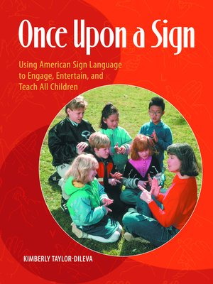 cover image of Once Upon a Sign