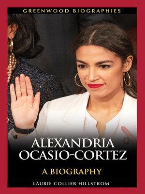 cover image of Alexandria Ocasio-Cortez