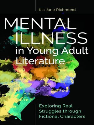 cover image of Mental Illness in Young Adult Literature