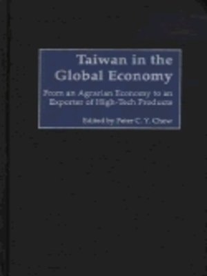 cover image of Taiwan in the Global Economy