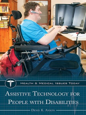 cover image of Assistive Technology for People with Disabilities