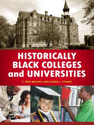 cover image of Historically Black Colleges and Universities