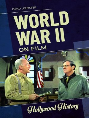 cover image of World War II on Film