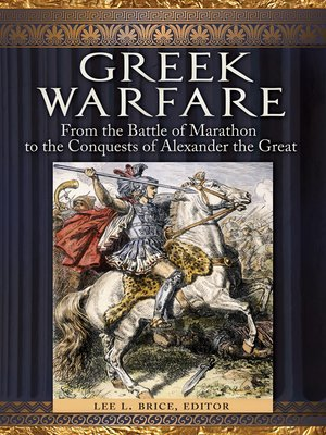 cover image of Greek Warfare