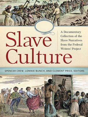 cover image of Slave Culture