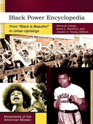 cover image of Black Power Encyclopedia