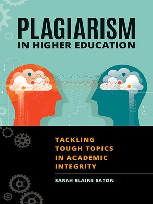 cover image of Plagiarism in Higher Education
