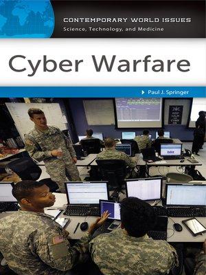 cover image of Cyber Warfare