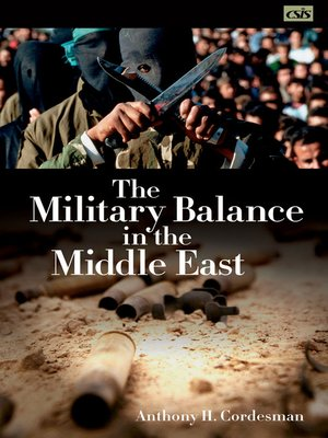 cover image of The Military Balance in the Middle East