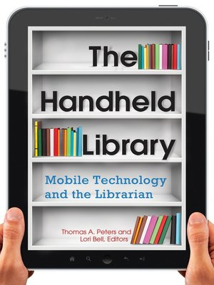 cover image of The Handheld Library