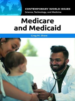 cover image of Medicare and Medicaid