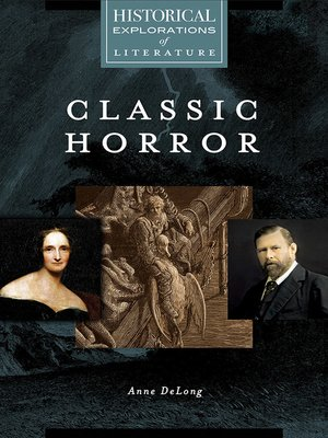 cover image of Classic Horror