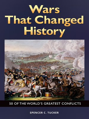 cover image of Wars That Changed History