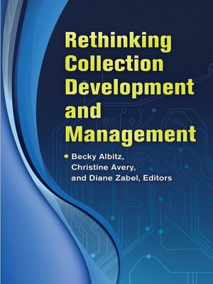 cover image of Rethinking Collection Development and Management