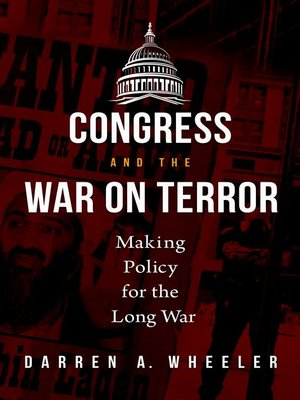 cover image of Congress and the War on Terror