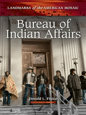 cover image of Bureau of Indian Affairs