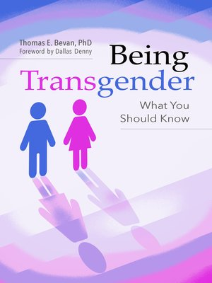 cover image of Being Transgender