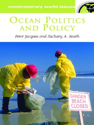 cover image of Ocean Politics and Policy