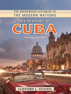 cover image of The History of Cuba