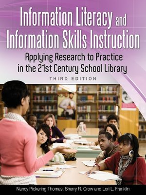 cover image of Information Literacy and Information Skills Instruction