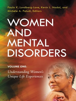 cover image of Women and Mental Disorders [4 volumes]