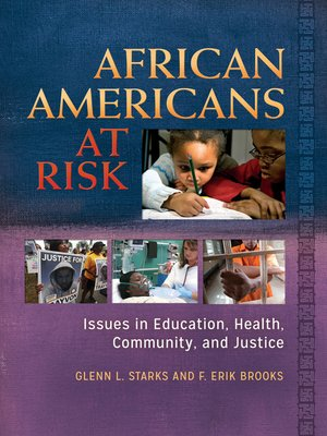cover image of African Americans at Risk