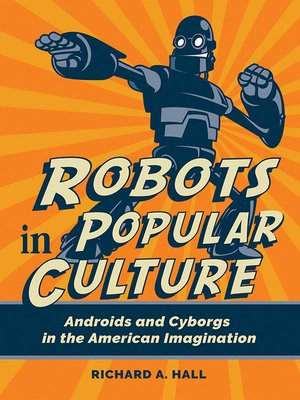 cover image of Robots in Popular Culture