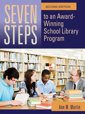 cover image of Seven Steps to an Award-Winning School Library Program