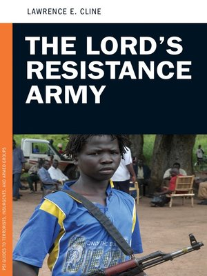 cover image of The Lord's Resistance Army