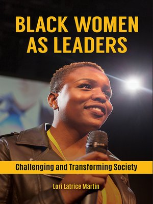 cover image of Black Women as Leaders