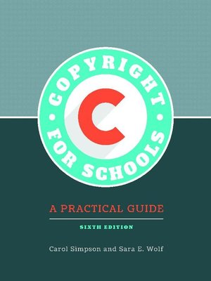 cover image of Copyright for Schools