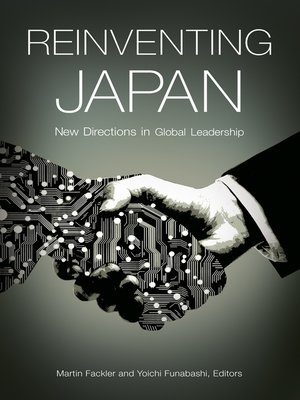 cover image of Reinventing Japan